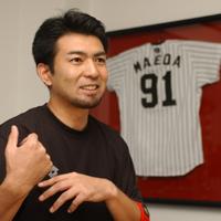 元阪神タイガースのトレーニングコーチ前田健