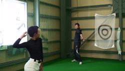 札幌市の野球少年5年生